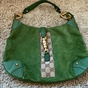 Vintage rare Gucci bag.